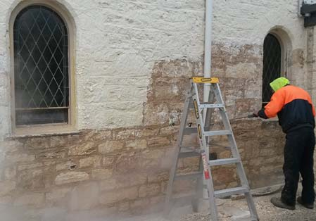 Heritage Paint Removal Services Melbourne